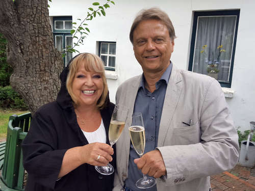 """Lütte"" Angelika Mann heiratet Partner"