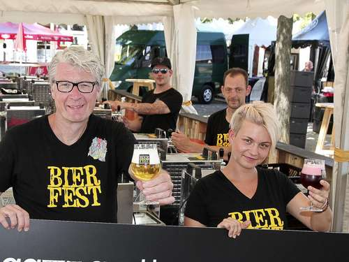 150 nationale und internationale Marken beim zweiten Bierfest in Kassel