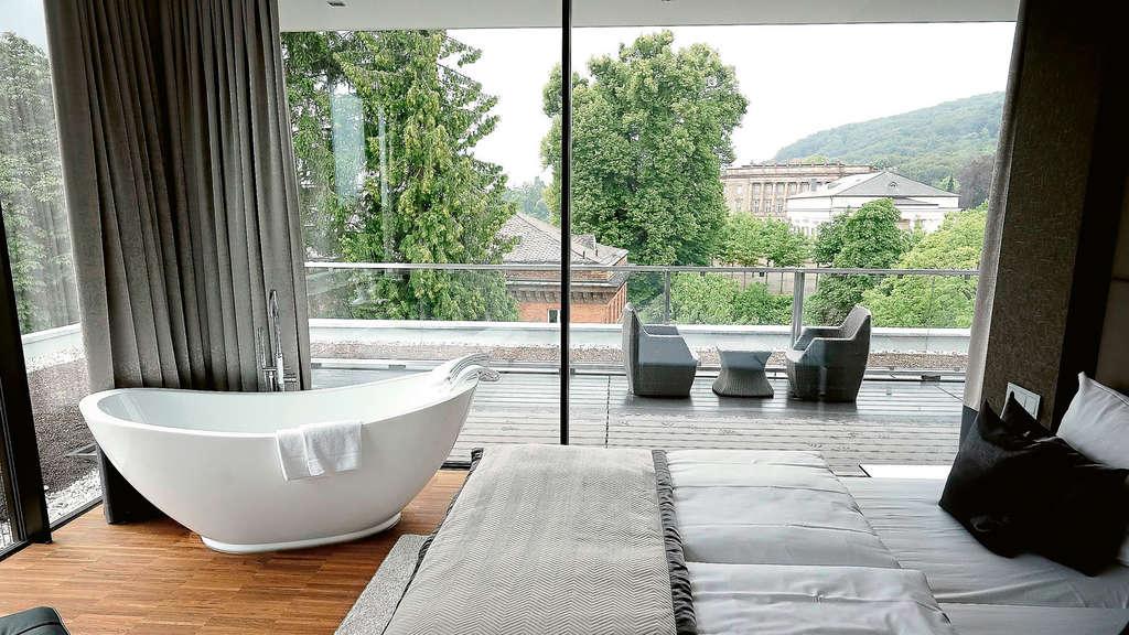 Schlosshotel Bad Wilhelmshohe Tagen Und Entspannen Mit Stil
