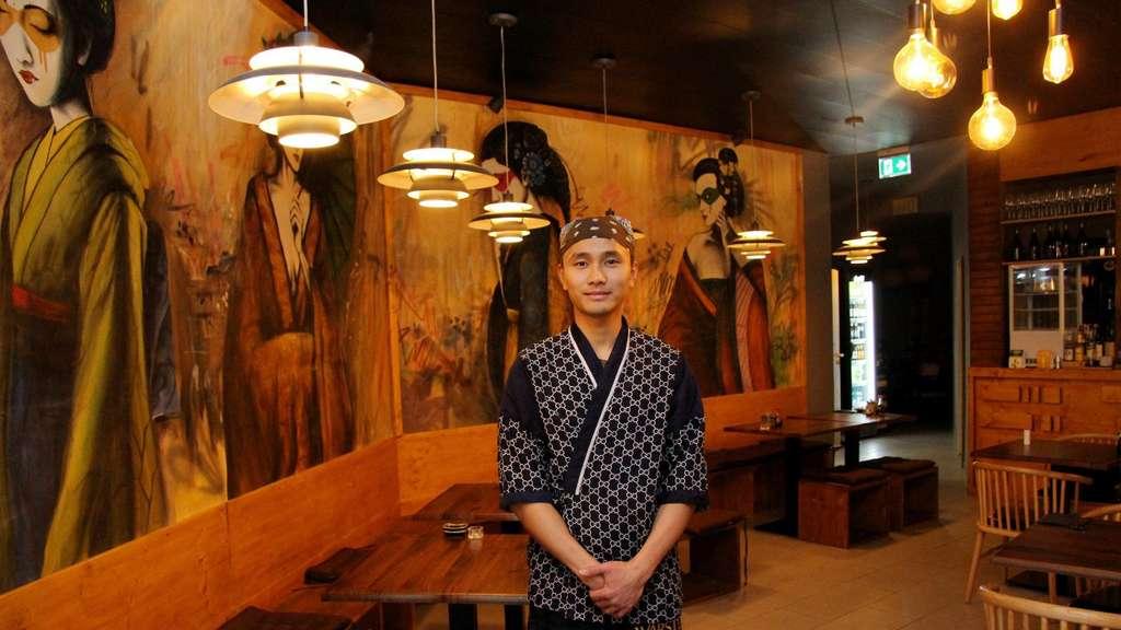 Fernöstlich Köstlich Neues Sushi Restaurant Wasabi In Kassel