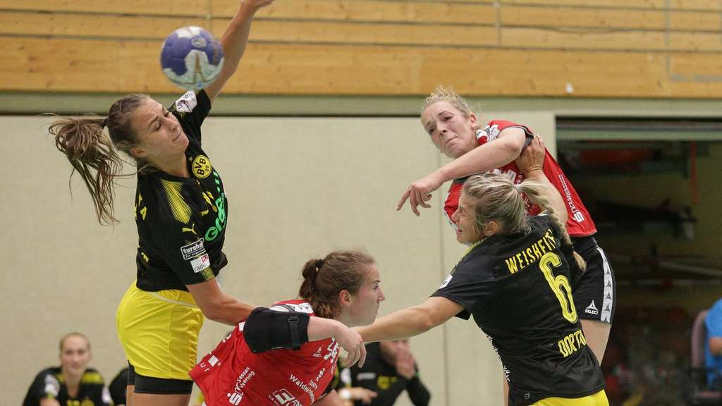 Vipers erwarten Favorit Dortmund in Ensehalle