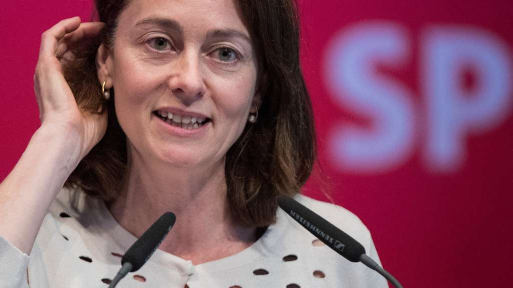 "Familienministerin Barley: ""Sexismus ist Alltag"""
