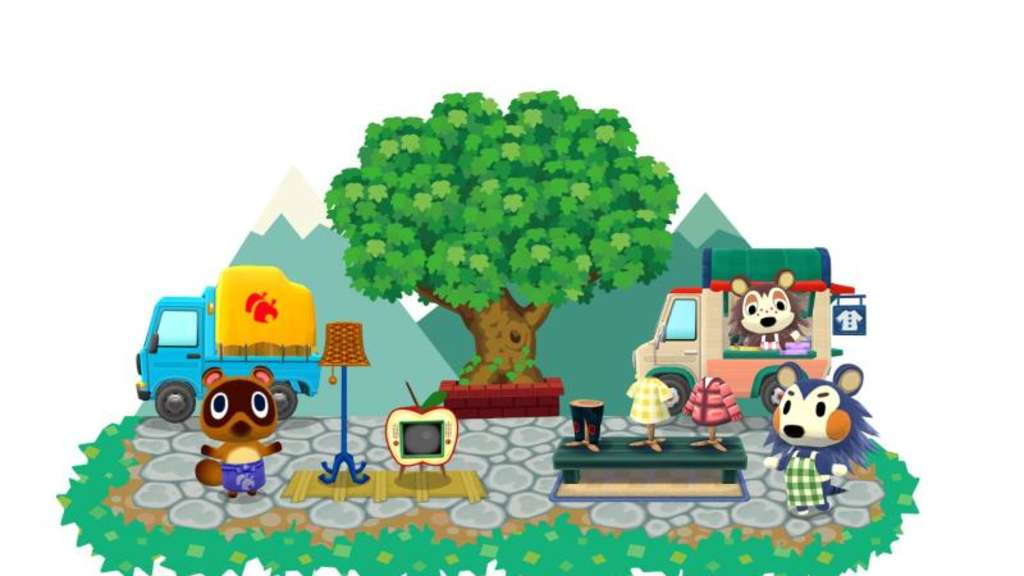 """Animal Crossing: Pocket Camp"" kommt im November für iOS und Android. Foto: Nintendo/dpa"