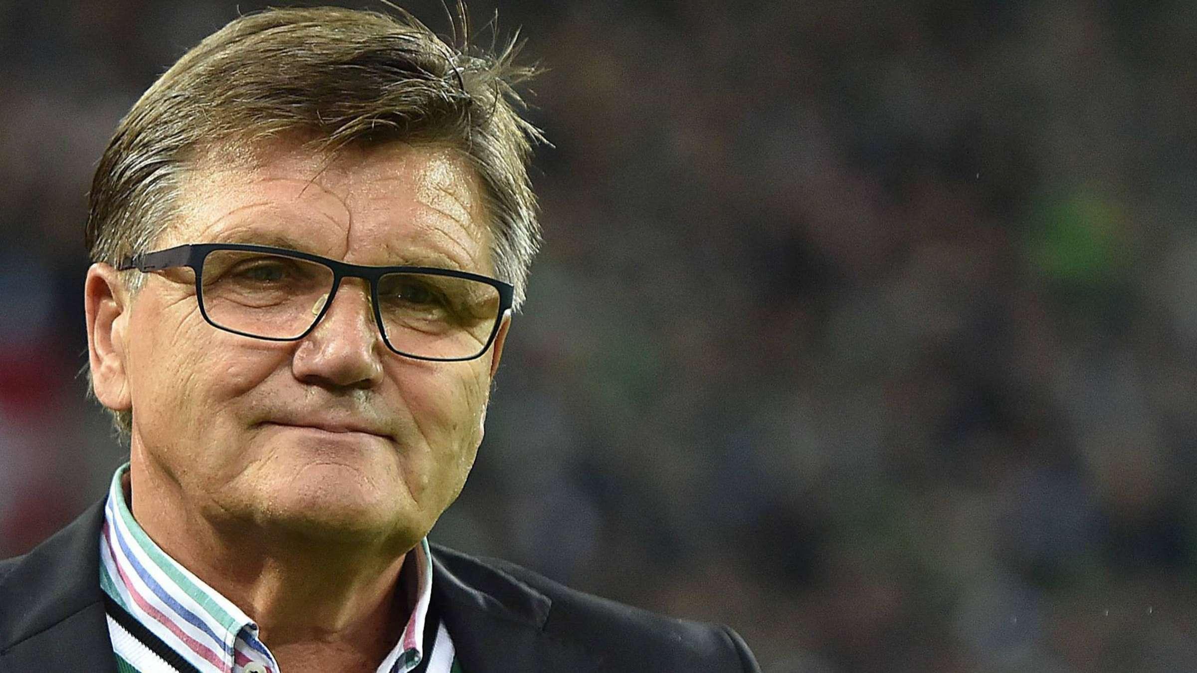 Fußballtrainer Hans Meyer Wird 75 Jahre Alt Sport
