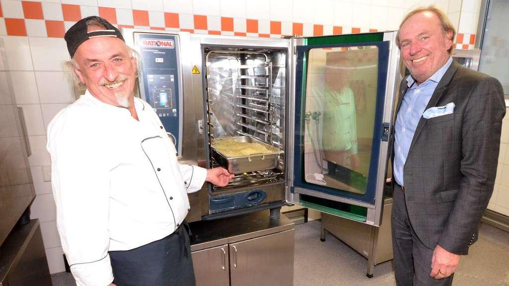 Rotenburger Koch Ist Ab Montag In Der Zdf Kuchenschlacht Dabei