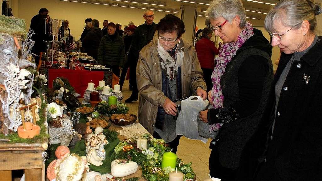 Kreativ- und Regionalmarkt am verkaufsoffenen Sonntag in Wolfhagen ...
