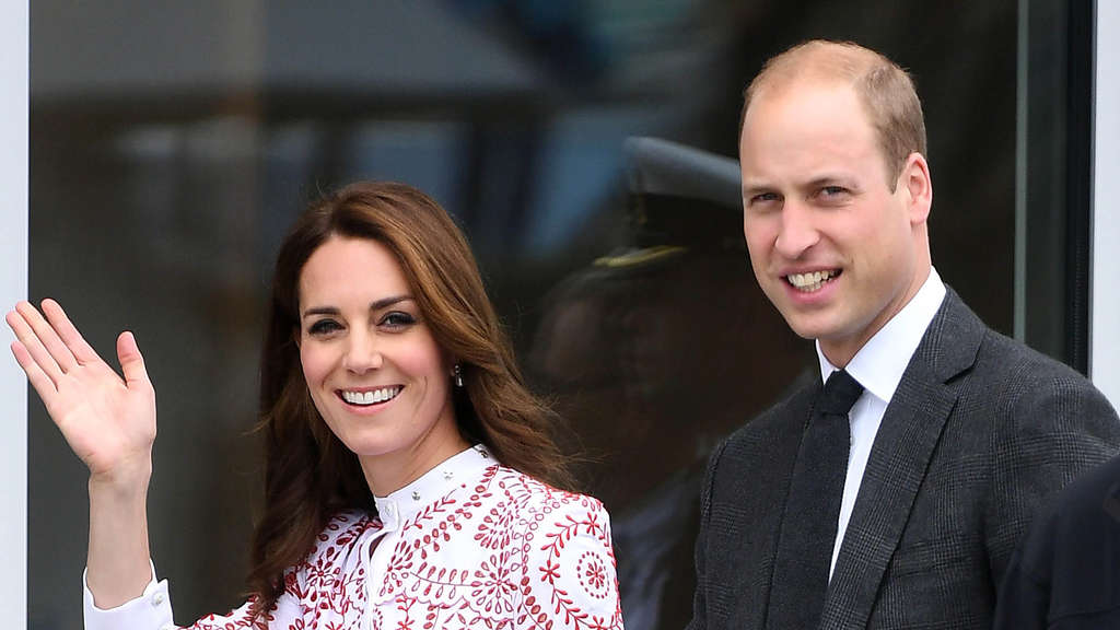 kennenlernen kate und william