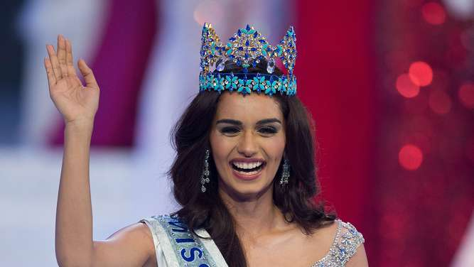 Indische Medizinstudentin ist Miss World 2017