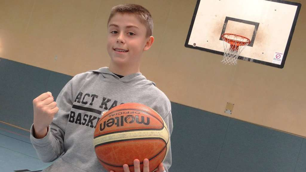 Kasseler Talent: Daniels Traum vom Profi-Basketball