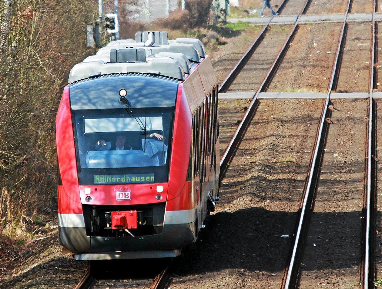 Züge Im Stundentakt Bessere Verbindungen Zwischen Korbach