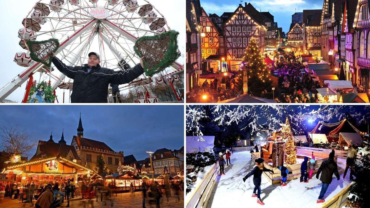 Karte Kassel Und Umgebung.Weihnachtsmarkt Kassel Gottingen Und Umgebung Alle Infos