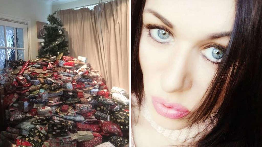 Mutter kauft ihren Kindern hunderte Geschenke - und eine Arbeitslose ...