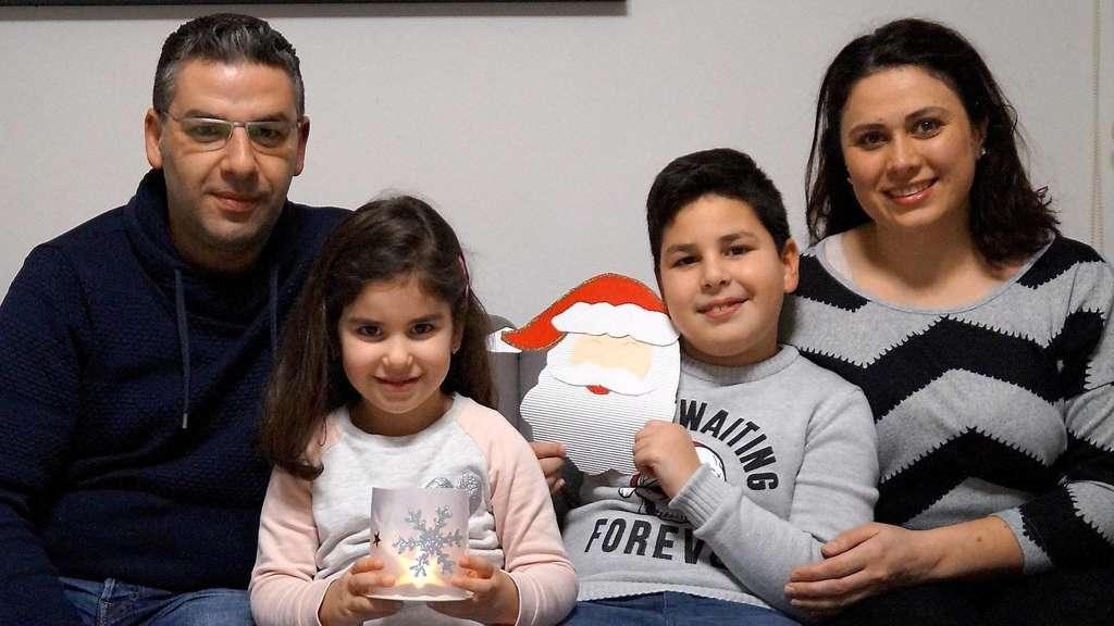 Feiern Türken Weihnachten