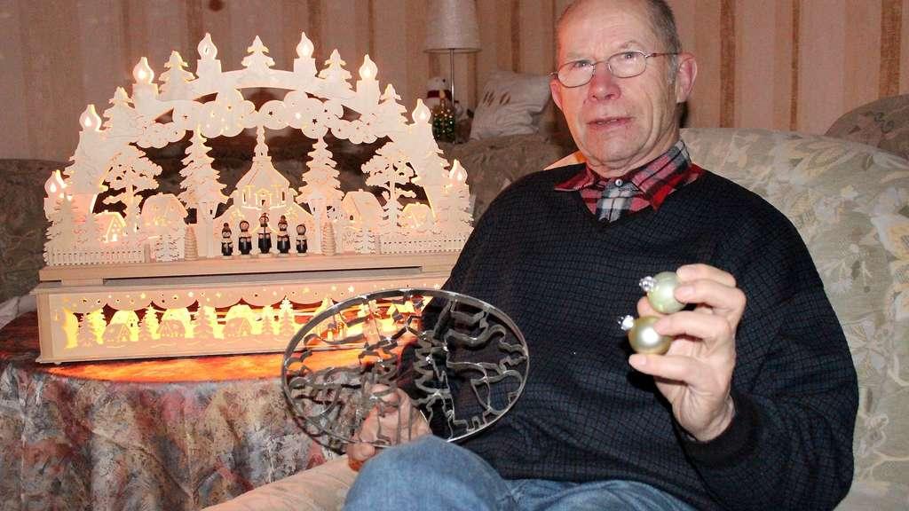 Weihnachten in den 40er Jahren: Kaufunger erinnert sich - Geschenke ...