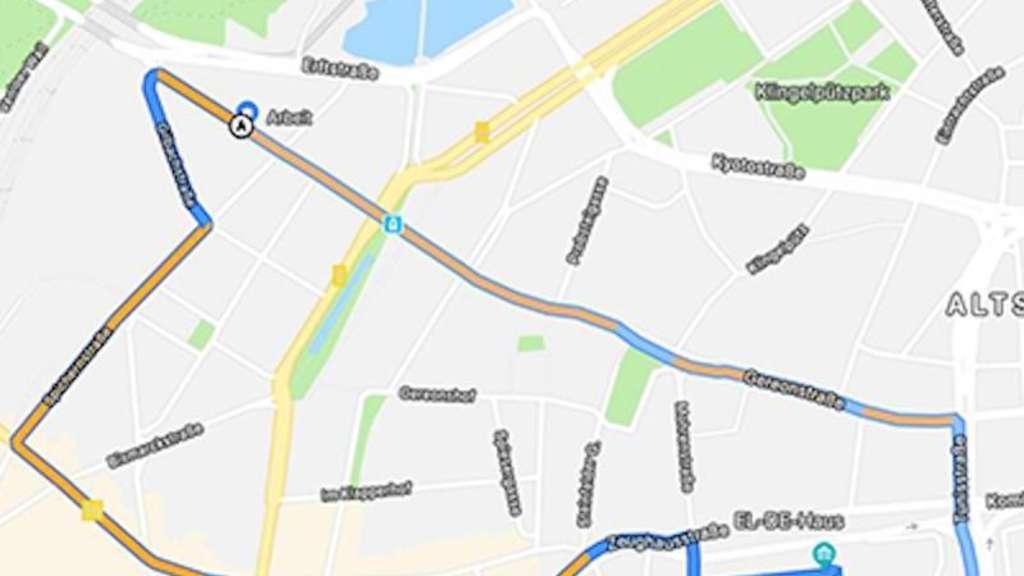 Routenplaner: Google Maps mit Zwischenstationen | Netzwelt on