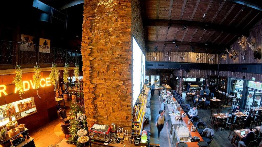 Timberjacks Kassel Us Restaurant Eröffnet Nahe Auestadion Kassel