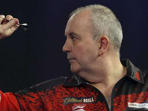 Dart-Legende Phil Taylor kommt am 6. Mai nach Marburg