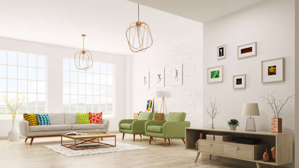 Farben 2018: So bunt wird Ihre Wohnungseinrichtung | Wohnen