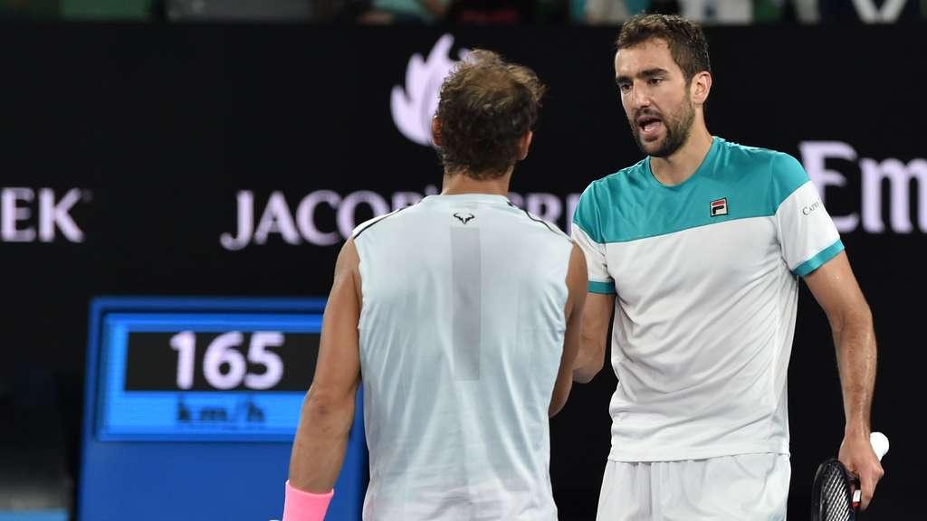 Rafael Nadal scheitert bei Australian Open im ...
