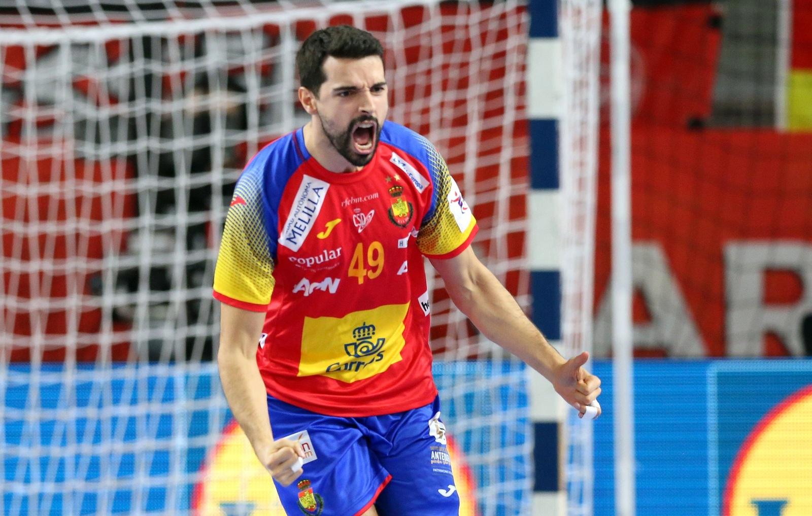 handball deutschland spanien live