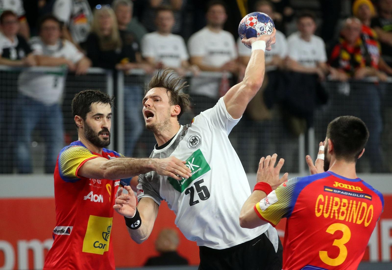 handball deutschland gegen spanien