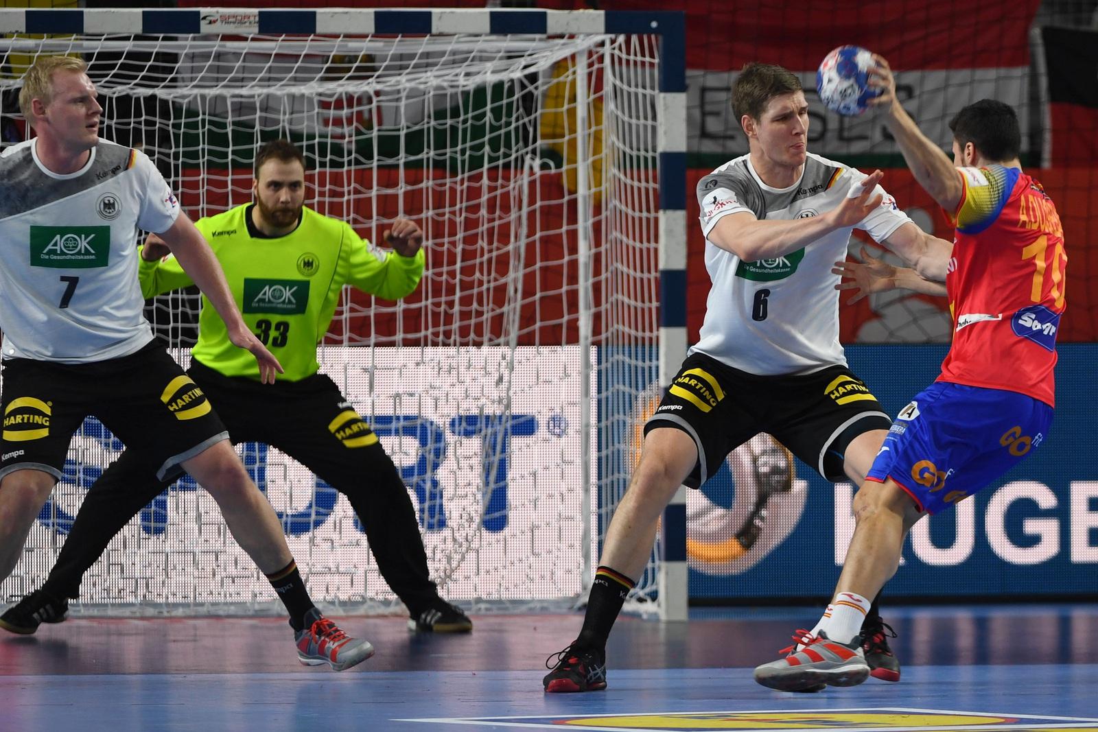 handball spanien