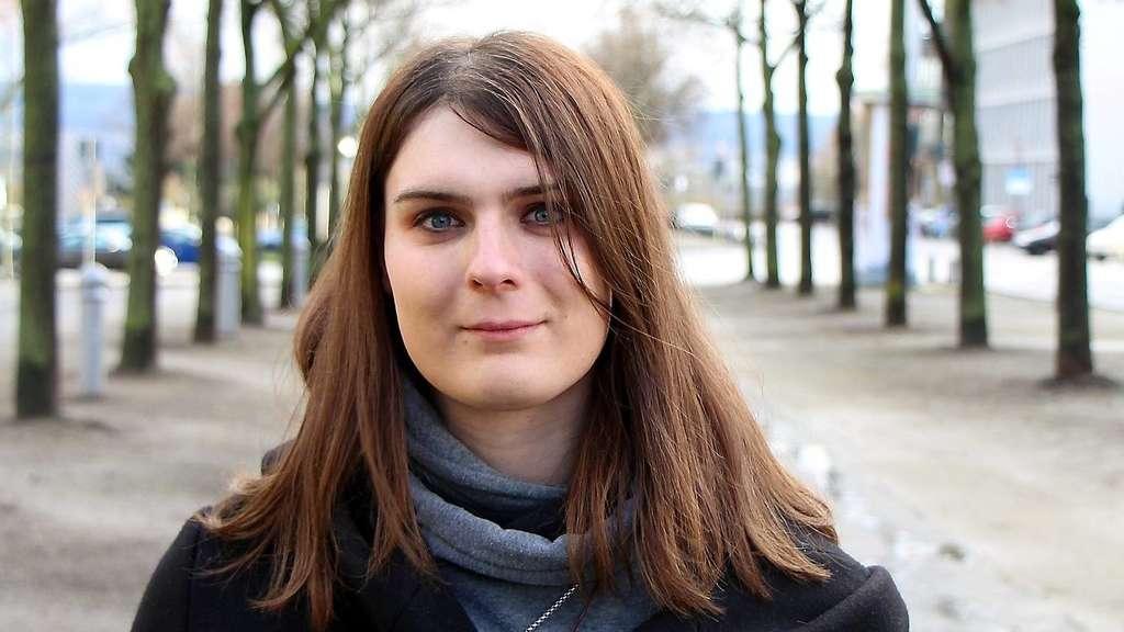 Trans Frau