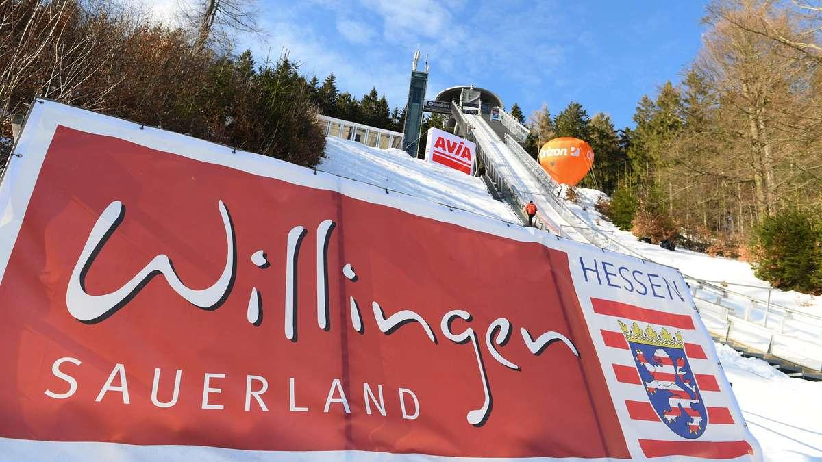 adc5b6655 Skispringen Willingen 2019: Programm und wichtige Infos im Überblick   Sport