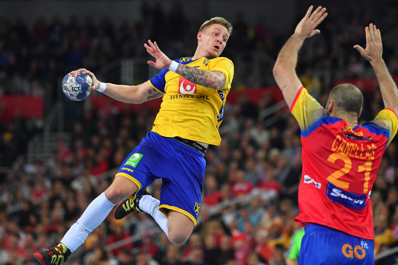 Schwedische Handball Liga