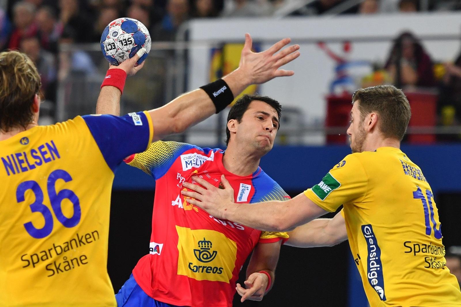 handball spanien live