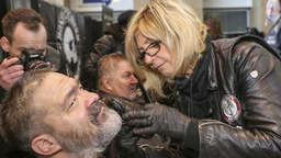 Barber Angels in Kassel: Charity-Aktion der Rocker-Friseure