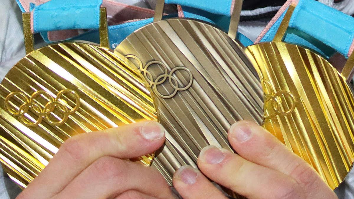Medalienspiegel Olympia