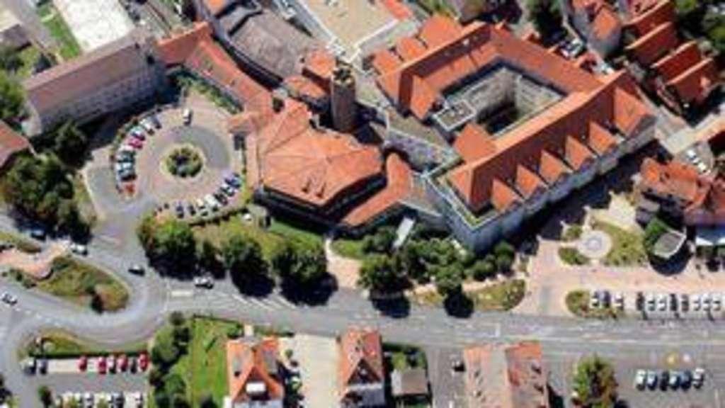 Hospital Zum Heiligen Geist In Fritzlar Wird Umgebaut Fritzlar