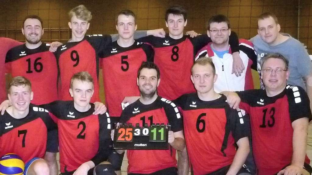 Der Titel in der Volleyball-Bezirksliga geht nach Northeim