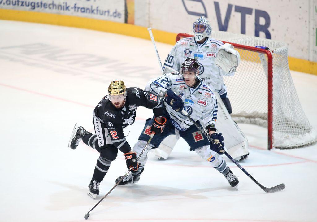 Frankfurt Kassel Eishockey