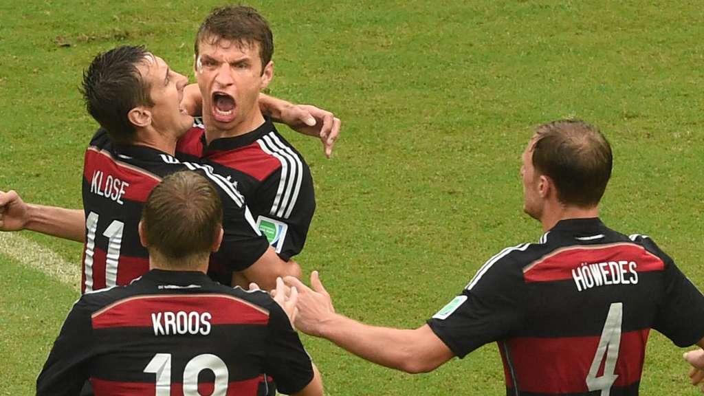 Deutschland Brasilien 7:1 Zdf