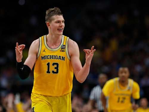 Wagner überragt: Michigan erreicht College-Final-Four