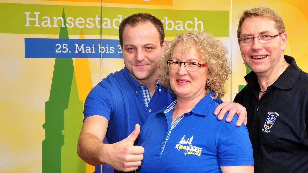 Hessentag 2018 in Korbach: Stadt sucht Helfer und lockt mit ...