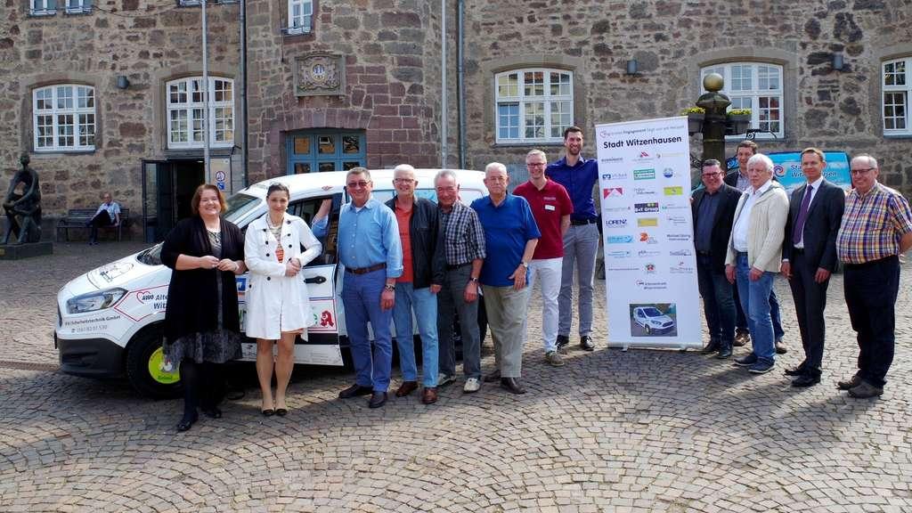 Witzenhausens Seniorenrat Tauscht Bus Gegen Auto Witzenhausen