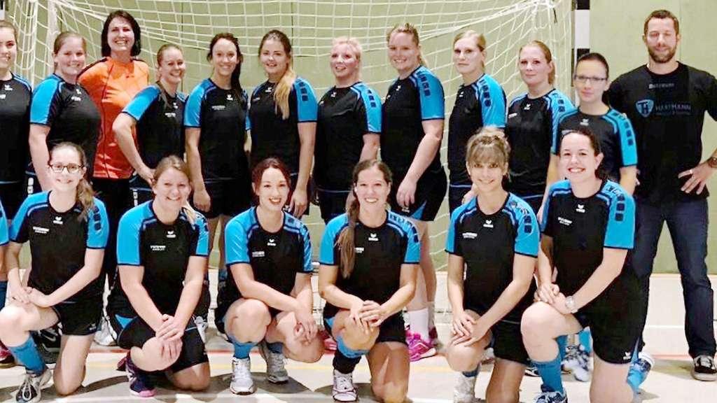 5564b27de5a708 FC Bad Zwesten hat erstmals ein Handball-Team   Sport Schwalm-Eder-Kreis