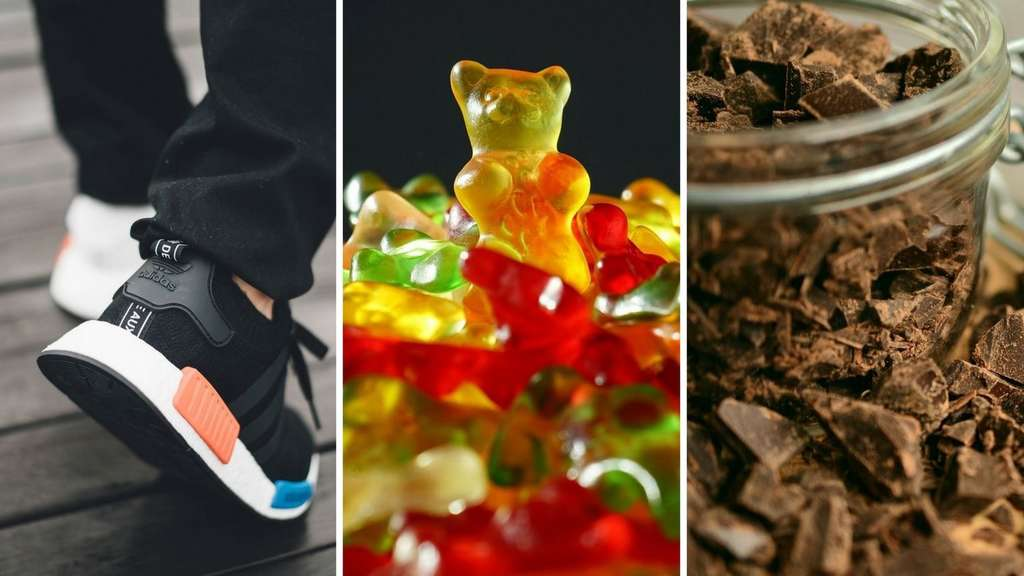 the best attitude 3ff33 59e7c Schuhe, Gummibärchen oder Schokolade In Kettenbriefen auf WhatsApp werden  unterschiedliche Gewinne versprochen.