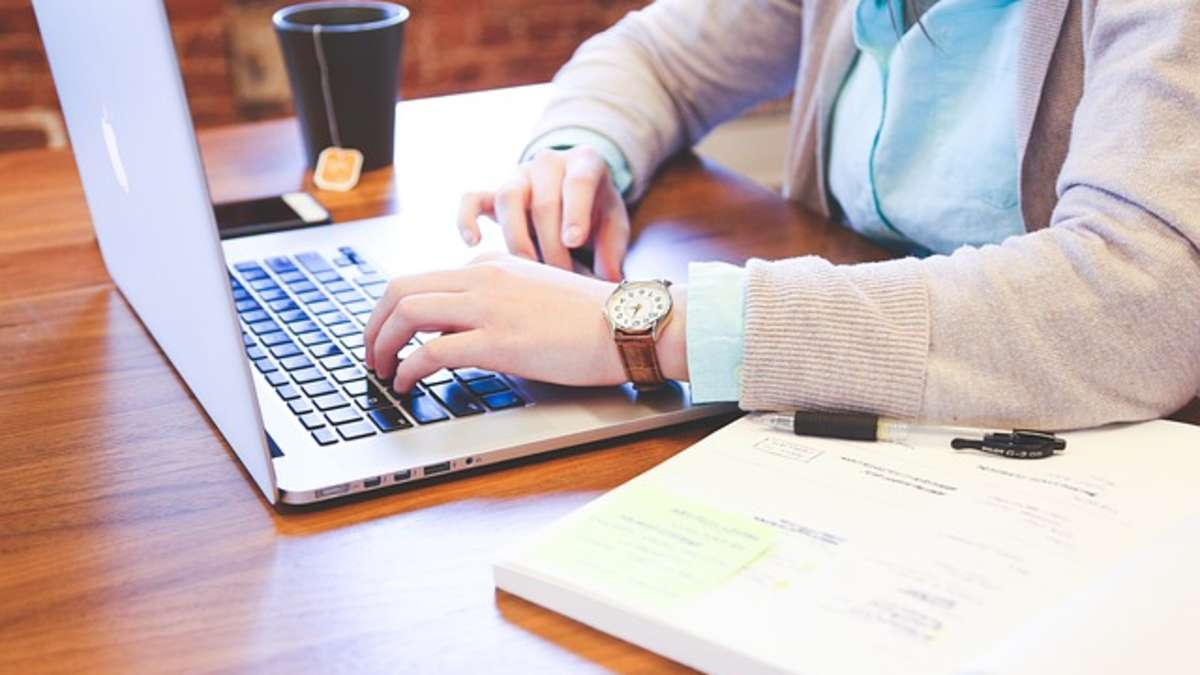 Ausbildungsberuf Bürokauffrau