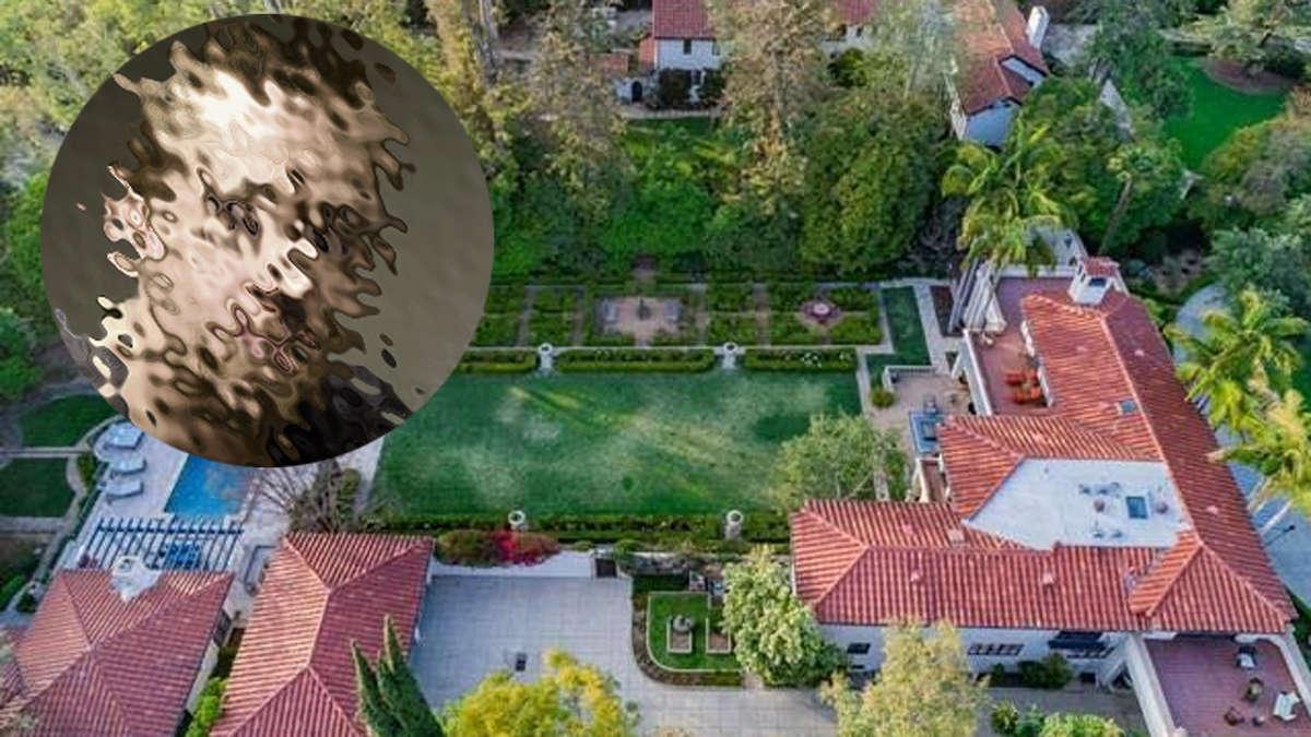 Hollywood-Schönling hat Blick auf diese Immobilie geworfen   Wohnen