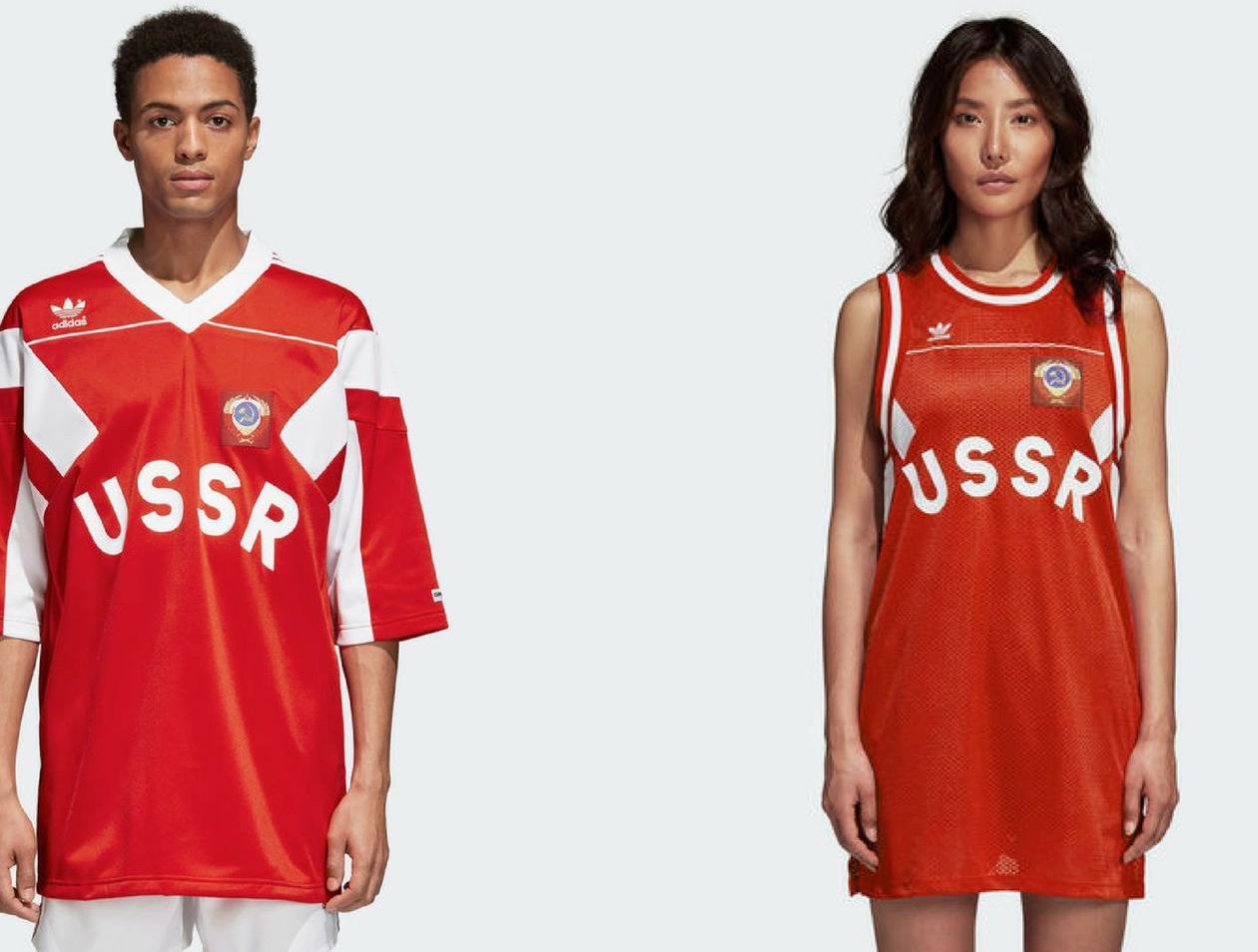 Fußball WM: Protest wegen Russland Trikot von Adidas   Welt