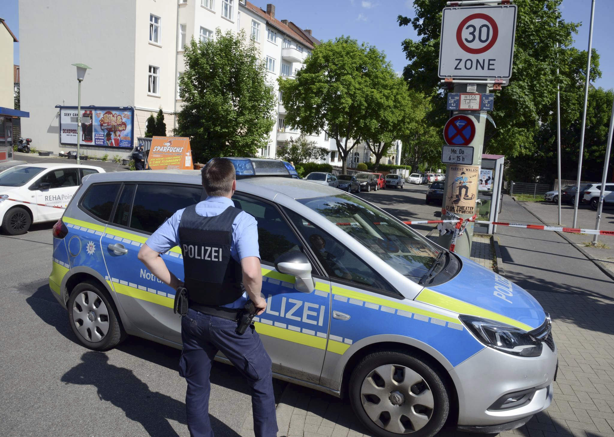 Polizei Südstadt