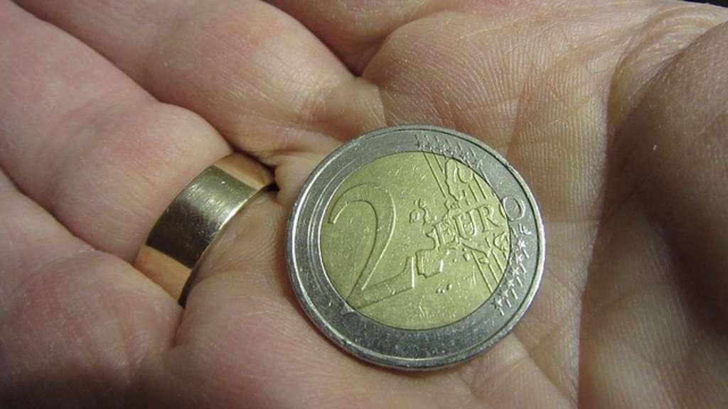 Besitzen Sie Diese 2 Euro Münze Dann Kassieren Sie 25000 Euro