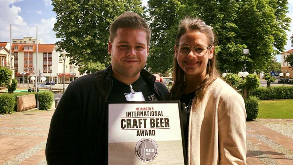 Craft Beer Award: Platin für