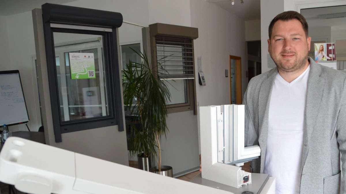 Gudensberger firma eimsig bietet neuartiges produkt gegen einbruchsgefahr gudensberg - Eimsig fenstersensor ...