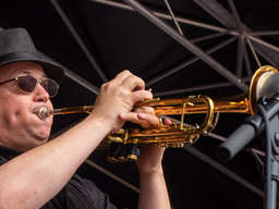Fotos: 35. Live-Jazz-Festival in Bad Hersfeld - Teil 1