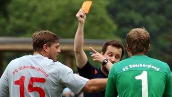Fussball Schiedsrichter Timo Ide Hat Tolle Karriere Beendet